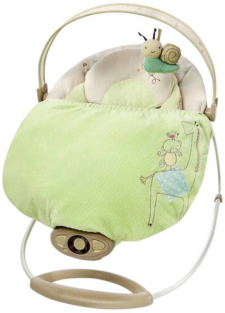 Couverture pour transat bébé